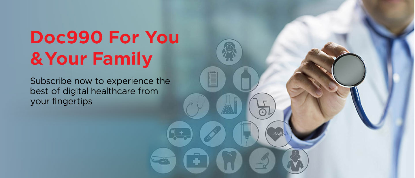 Healthcare Solutions Banner
